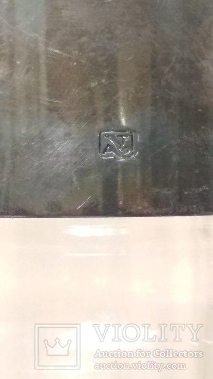 Хрустальный графин, холодильник, Германия, фото №8