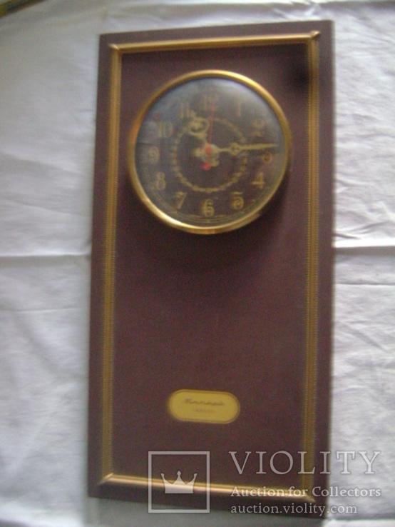 Часы янтарь кварц, фото №2