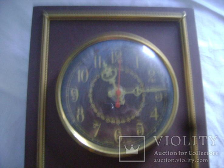 Часы янтарь кварц, фото №5