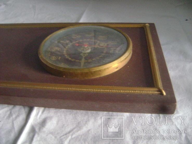 Часы янтарь кварц, фото №11