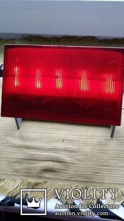 Красный фонарь для печати. ( рабочий)., фото №3