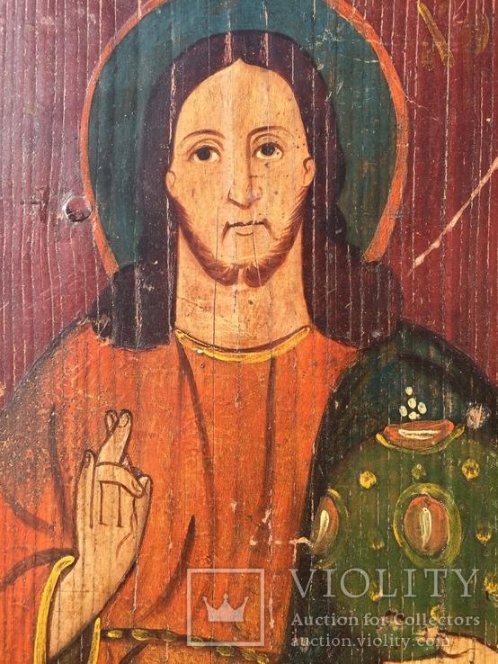 Икона Иисус, фото №3