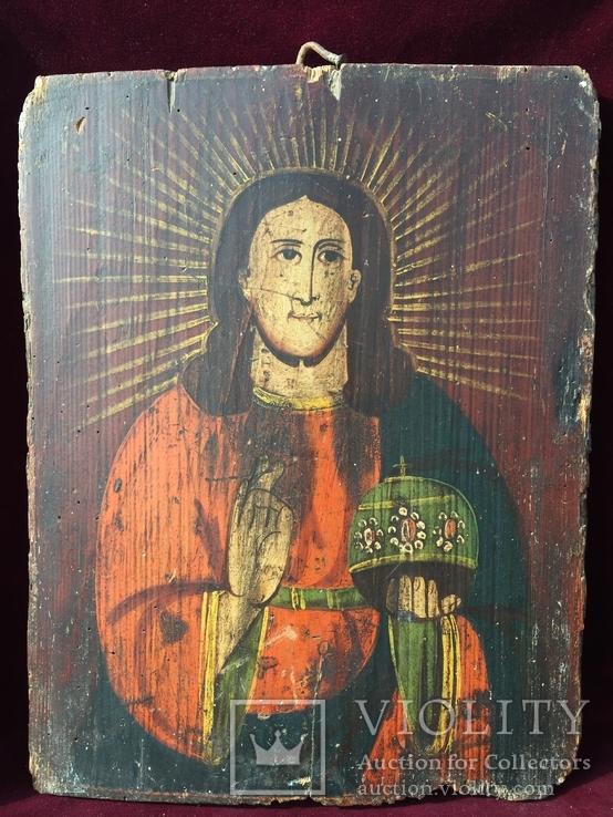 Икона Иисус, фото №2