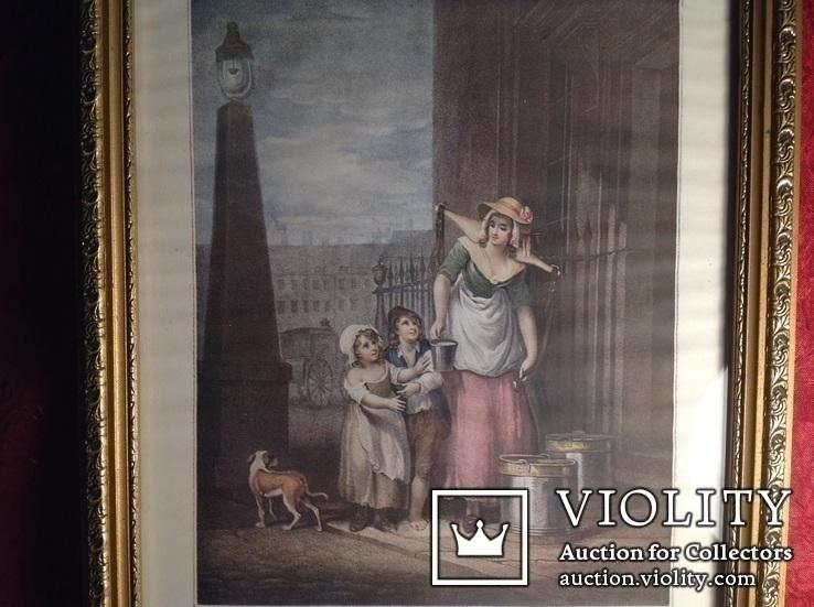 Картина в интерьер N 1 / Англия /. Репродукция., фото №5