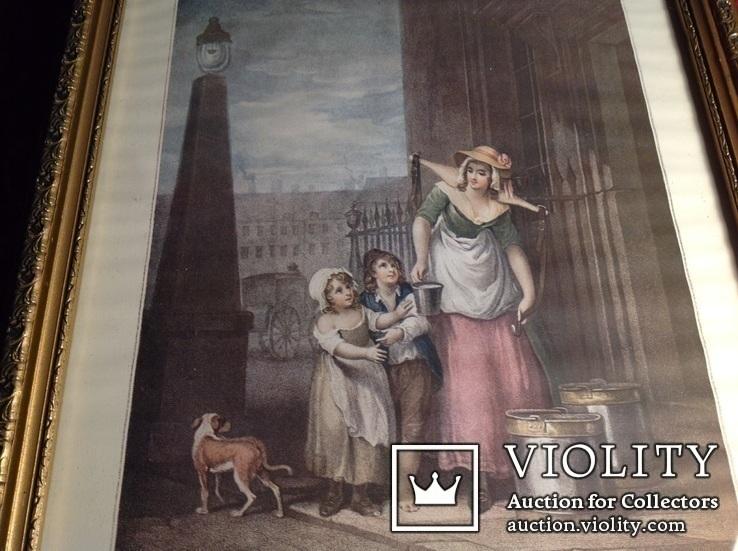 Картина в интерьер N 1 / Англия /. Репродукция., фото №6