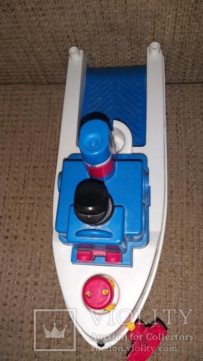 Лодка  - катер с гудком , ГДР, Big, фото №2