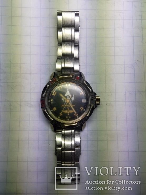 Часы Командирские авиация., фото №4