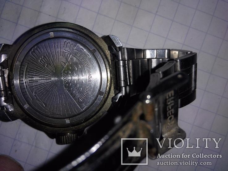 Часы Командирские авиация., фото №6