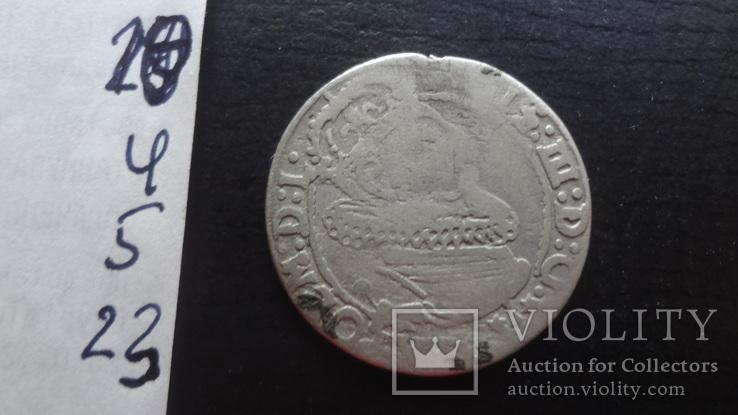 Шестак  6  грош  1625  Польша  серебро  ($4.5.23)~, фото №4
