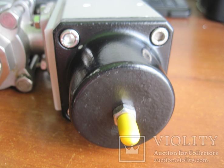 Шаровий кран з пневматичним приводом., фото №8