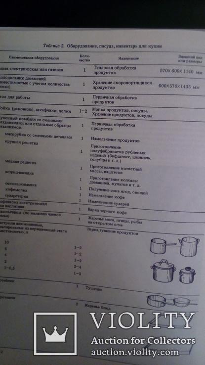 Кулинария  . Справочное пособие   1989 г  Киев, фото №5