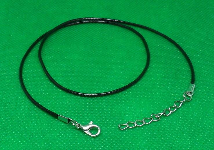 5штук в лоте.Нейлоновый шнур для ювелирных изделий - кулонов,подвесов и т.д, фото №2