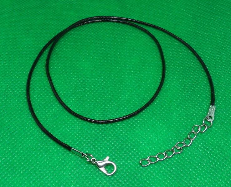 5штук в лоте.Нейлоновый шнур для ювелирных изделий - кулонов,подвесов и т.д, фото №3