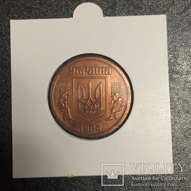 1 гривна  1996 года  копия ., фото №2