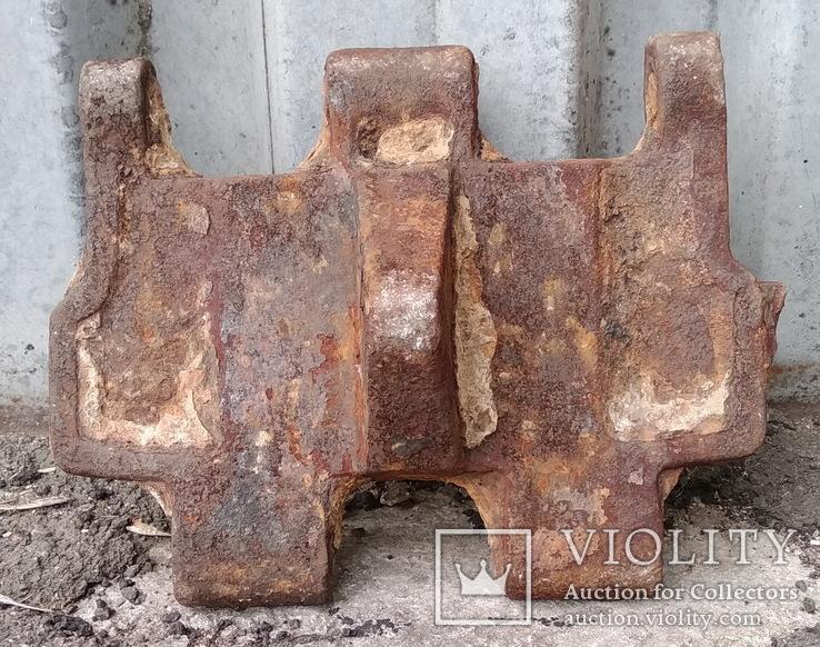 Трак ранний к трактору или бронетехнике, фото №2