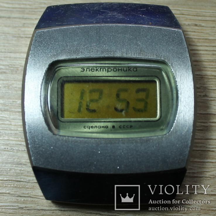 Часы Электроника, фото №2