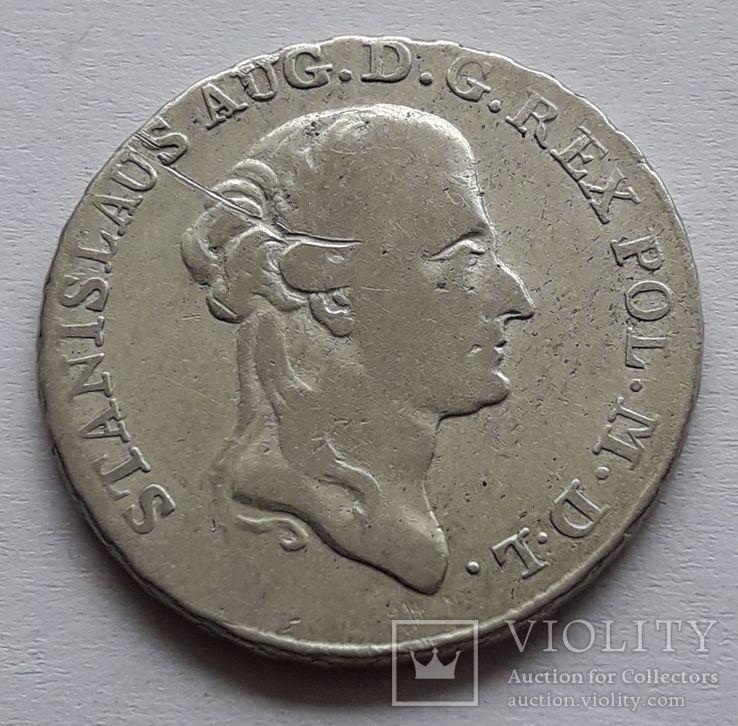 8 грош 1787 г. Е.В