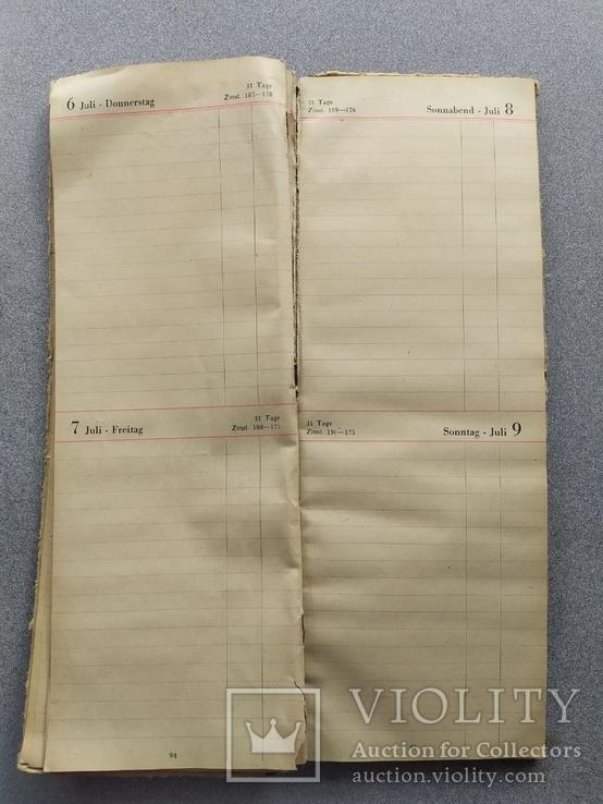 Настольный календарь 1950 года, фото №8