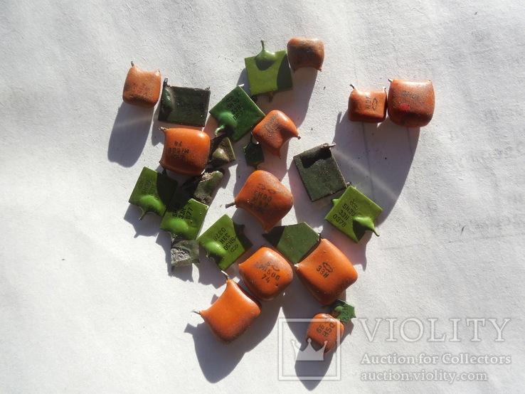 Зелёные 5 грамм оранжевые 6,2 грамма, фото №2