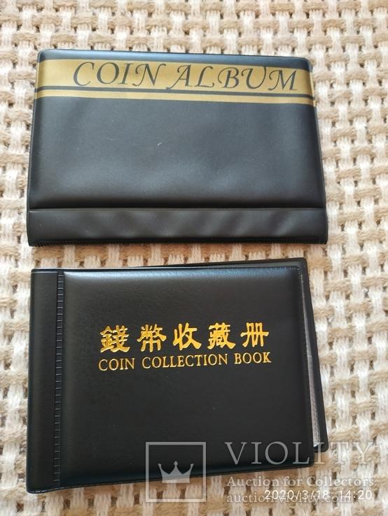 Альбомы для монет на 60и 120монет, фото №2