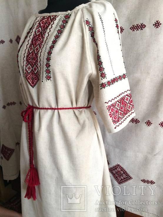 Вишита сукня, фото №2