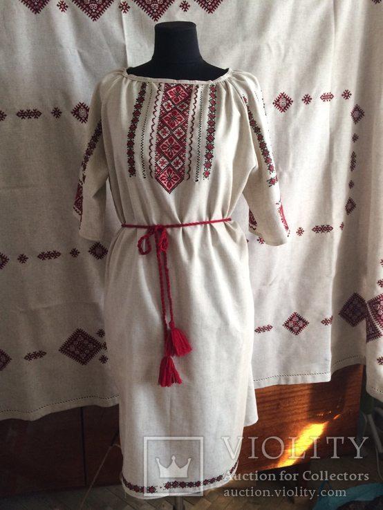 Вишита сукня, фото №3