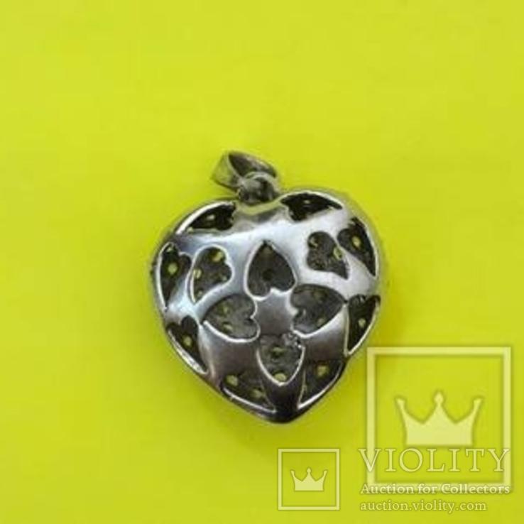 Кулон Срібло 925 5,90 грам., фото №3