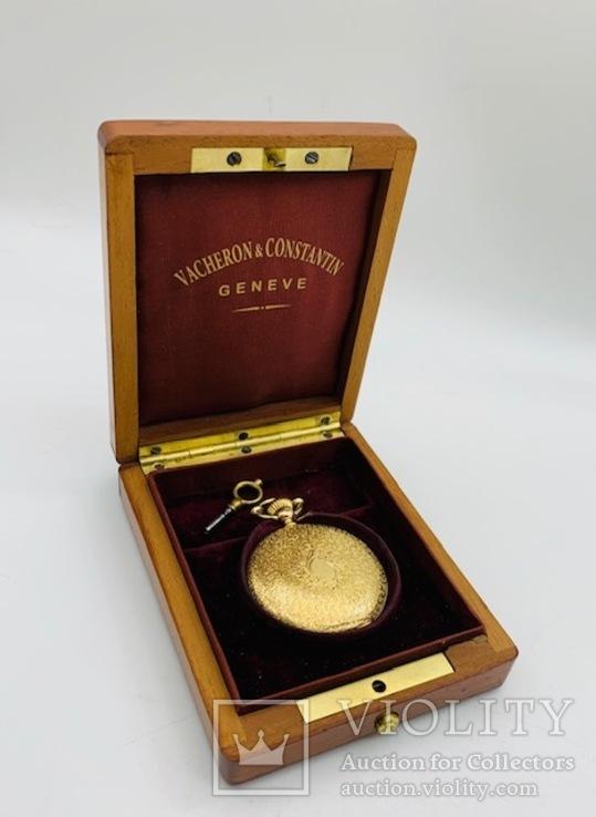 Vacheron Constantin Золото 18 карат., фото №2