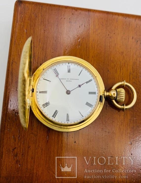 Vacheron Constantin Золото 18 карат., фото №3