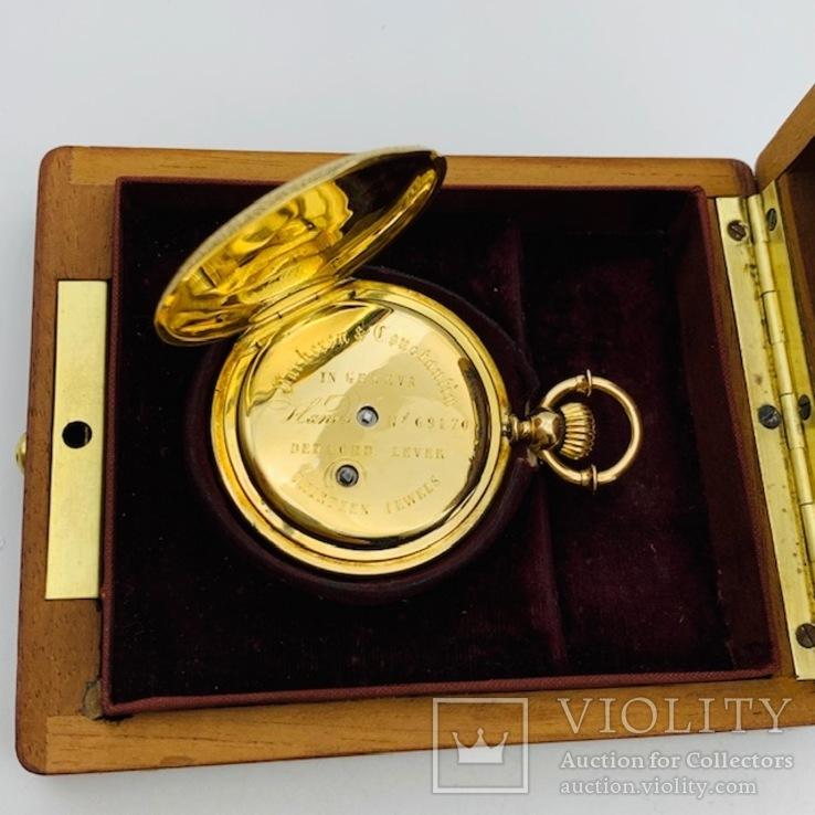 Vacheron Constantin Золото 18 карат., фото №5