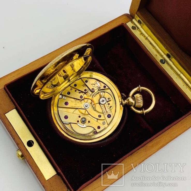 Vacheron Constantin Золото 18 карат., фото №8
