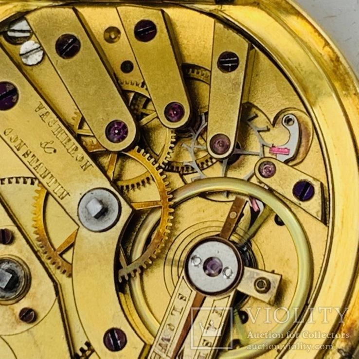 Vacheron Constantin Золото 18 карат., фото №11