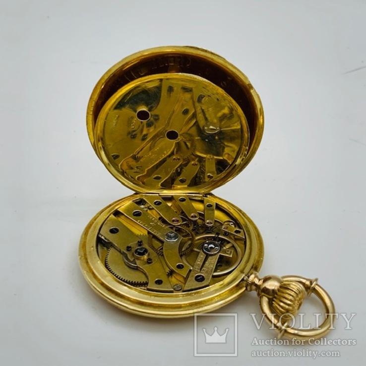 Vacheron Constantin Золото 18 карат., фото №12