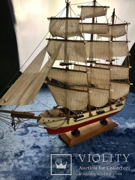 Модель Парусника, фото №5