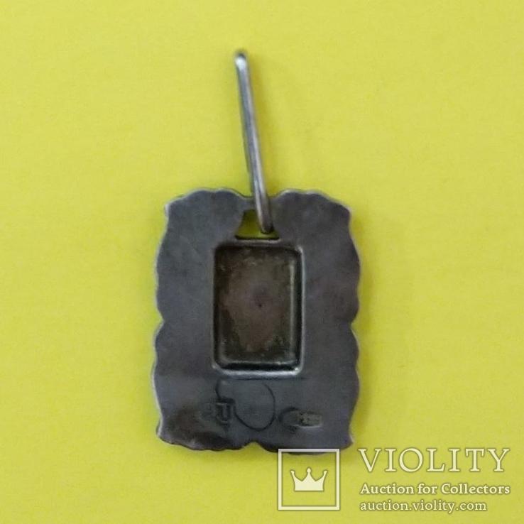 Кулон Срібло 916 4,73 грам., фото №3