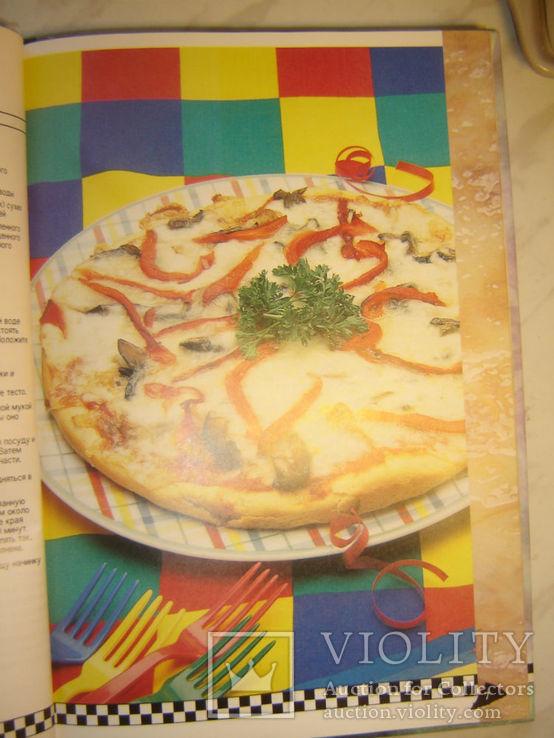 Всевозможные рецепты пиццы и макаронных изделий., фото №5