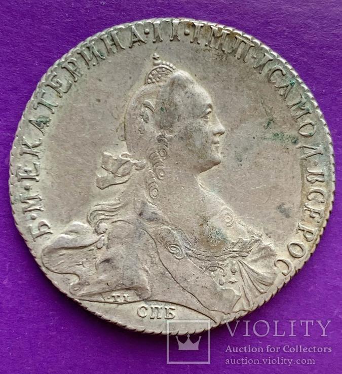 Рубль 1772