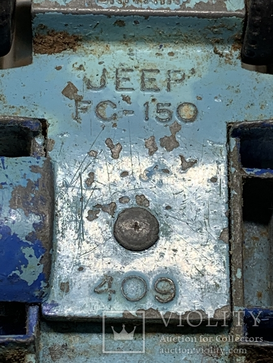 CORGI TOYS Jeep C-150, фото №8