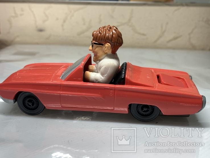 Disney Ford Thunderbird, фото №4