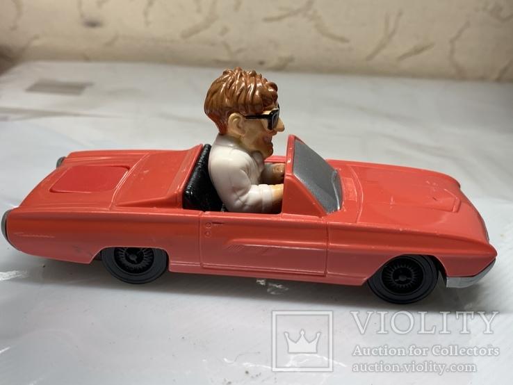Disney Ford Thunderbird, фото №6