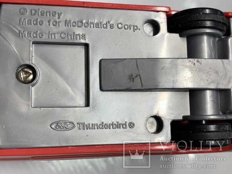 Disney Ford Thunderbird, фото №8