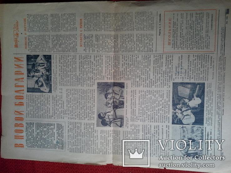 Пионерский правда 1951 год, фото №5