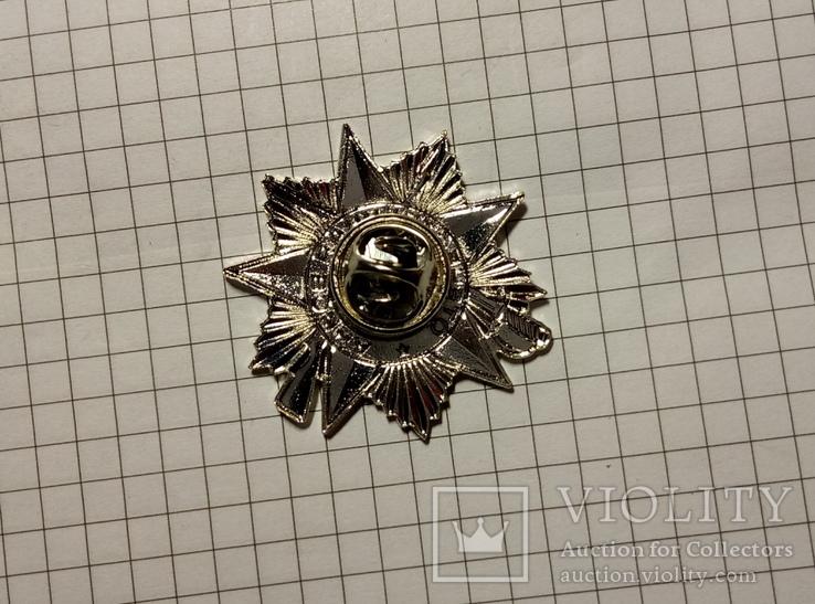 Орден отечественной войны копия, фото №3
