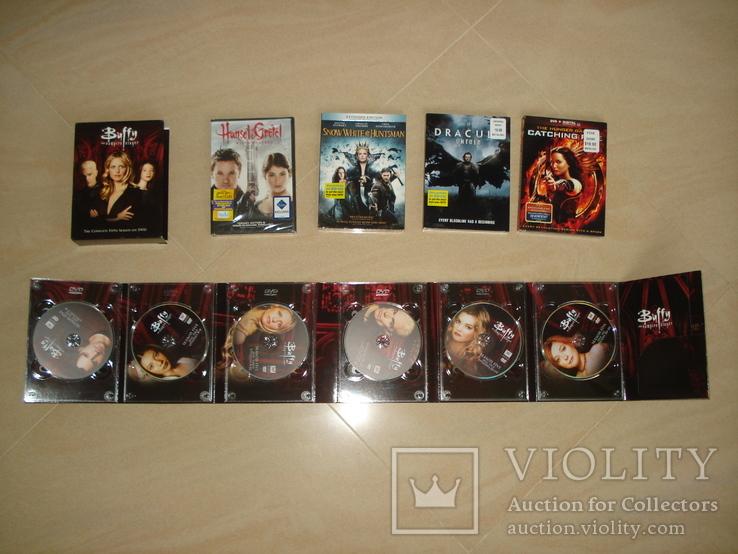 DVD с фильмами на англ. языке, фото №4