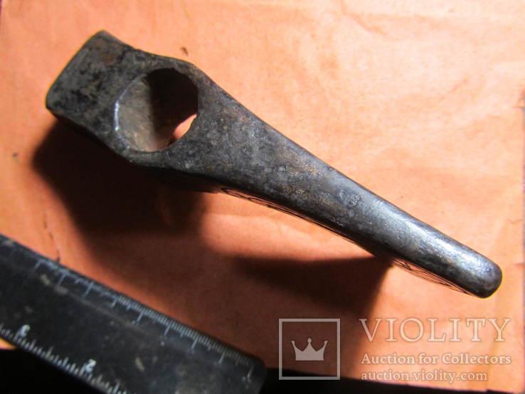 Топор статусный, орнаментирован, фото №3