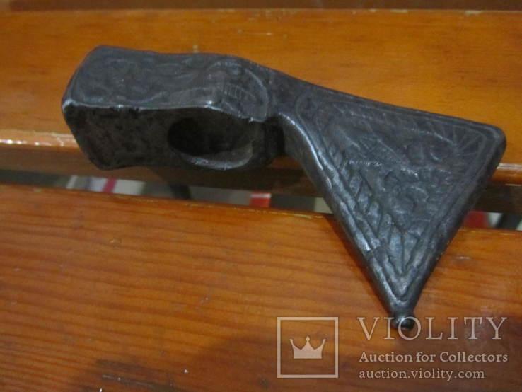 Топор статусный, орнаментирован, фото №8