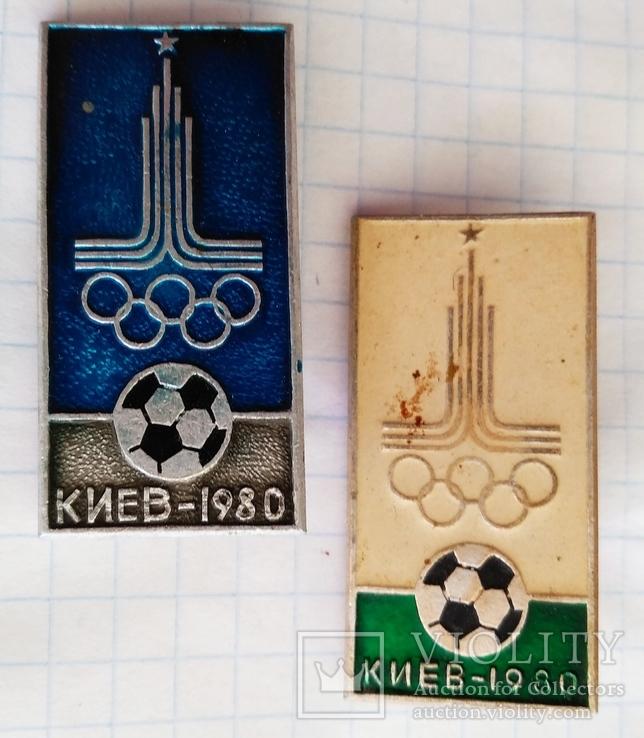 Олимпиада 80, футбол, фото №2