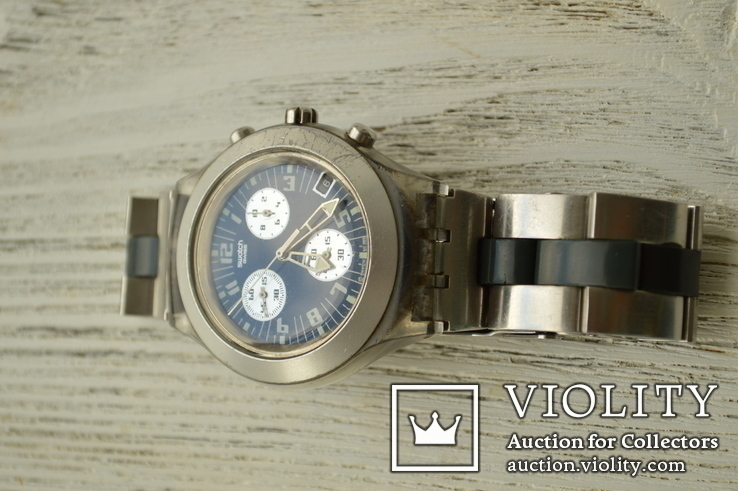 Часы Swatch, фото №9