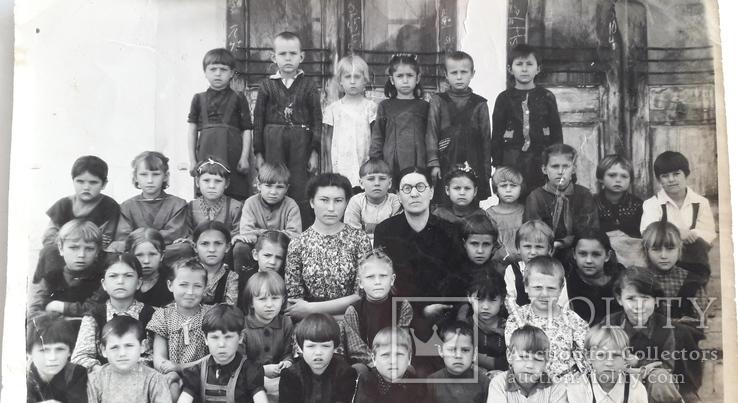 """Детская фотография """"Наша группа"""" (17.5*11.5), фото №3"""