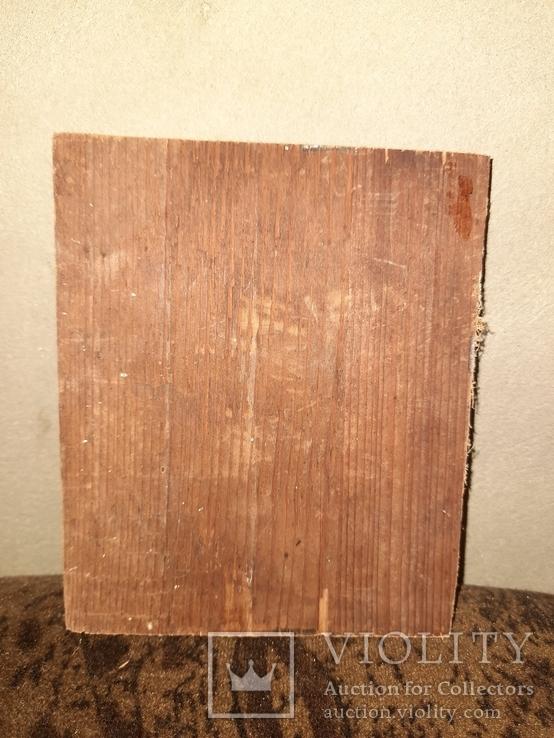 Иконная Доска 11 на 13,2 см., фото №3